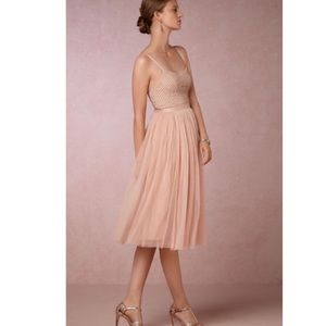7848951149ea6 Needle & Thread Dresses - Needle & Thread Coppelia Blush cocktail dress